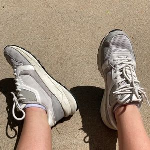 Zara Chic Tennis Shoes